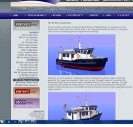 Devilliers yacht design cms