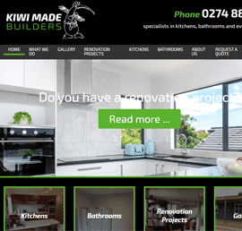 Success story :: Kiwi builders are the best
