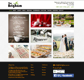 Screen shot of The Brigham