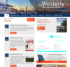 Screen shot of The Westerly